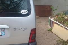 Autocollant VAP de Fabrice