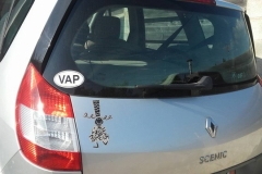 Autocollant VAP de Jeff (Languedoc-Roussillon)